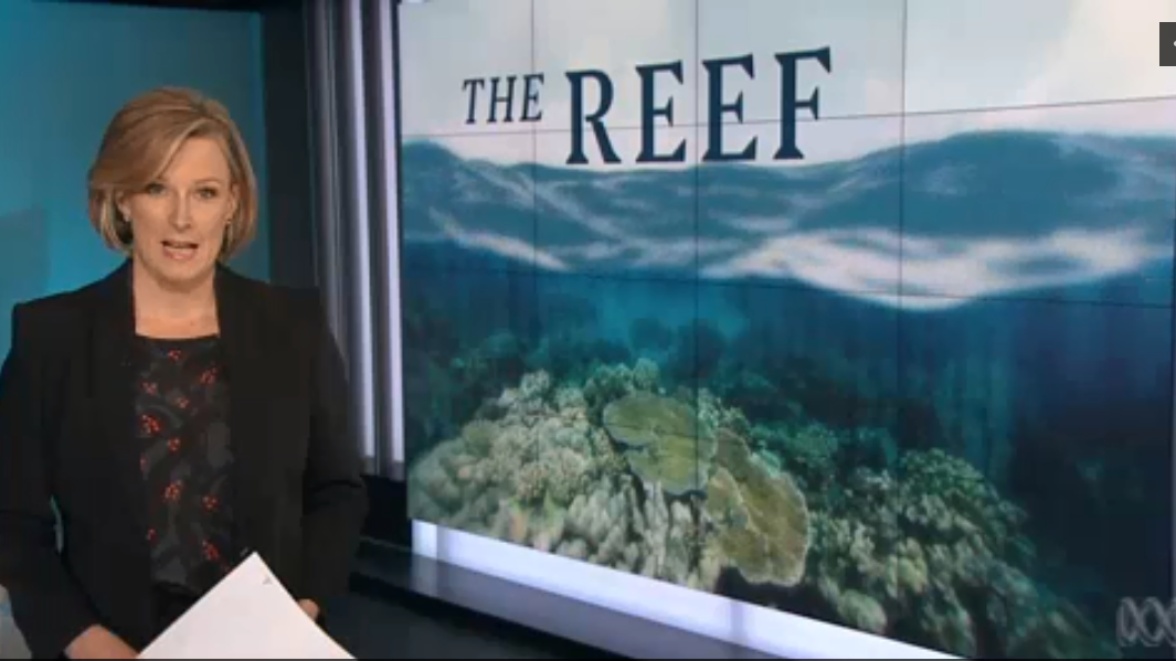Must watch three part Reef series on ABC's 7.30 program