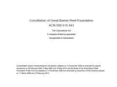 Constitution of Great Barrier Reef Foundation.JPG