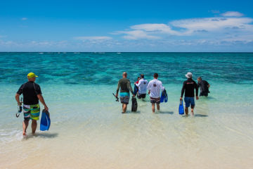 $1.4 million for Community Reef Protection projects