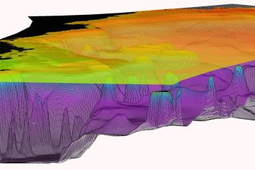 Marine receiving environment modelling