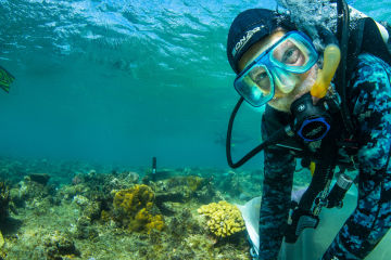 Australian-first reef restoration hub for Cairns & Port Douglas