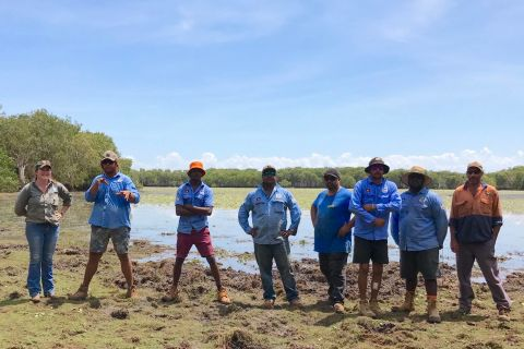 Creating sensitive visitors to the Great Barrier Reef Northern Region