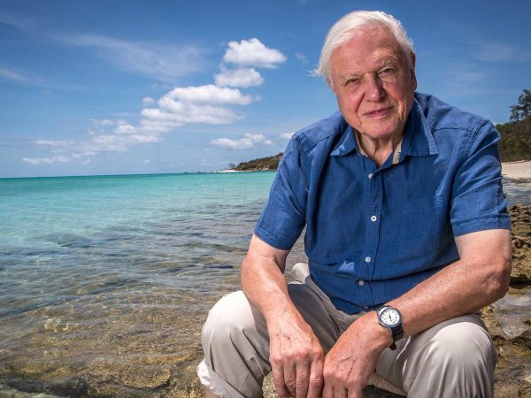 David Attenborough on the Great Barrier Reef