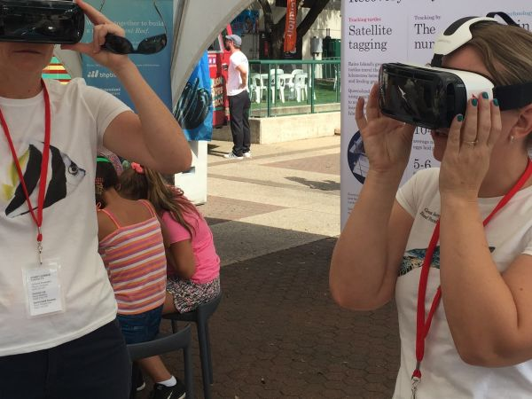 World Science Festival 2016 VR